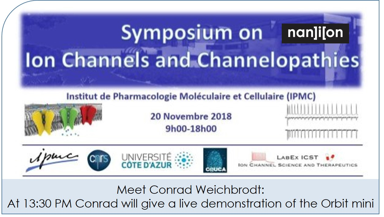 181120 event image Symposium Ion Channels Channelopathies