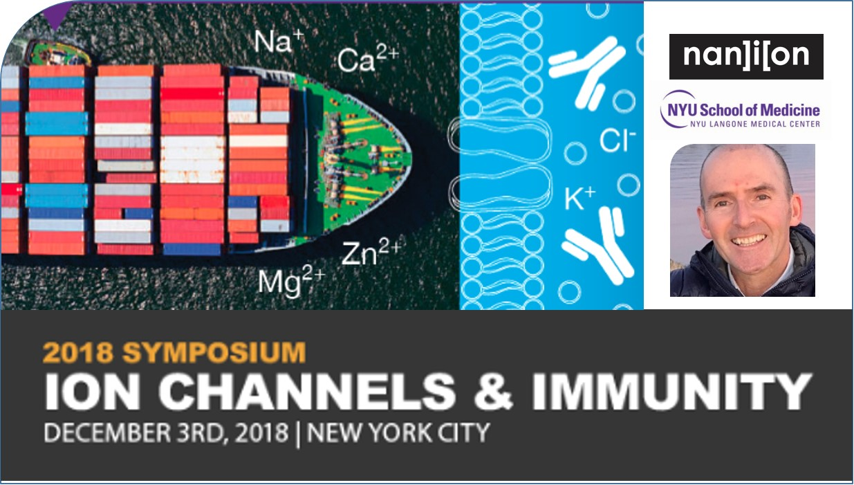 181203 event image Ion Channels and Immunity