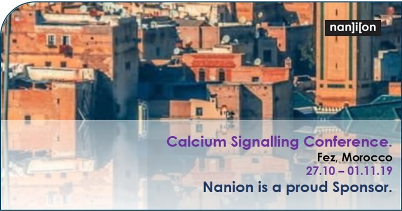 191027 Event image Calcium Signalling Morocco