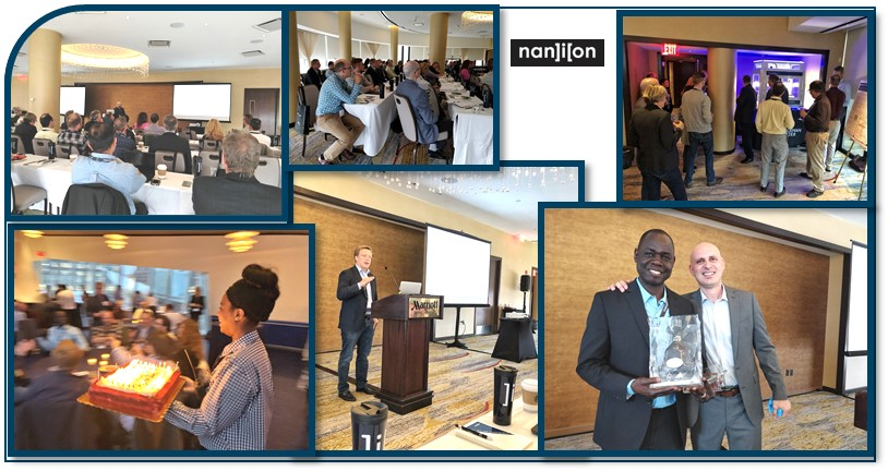 05.06.2019: Snapshots of our 2019 US User Meeting Boston