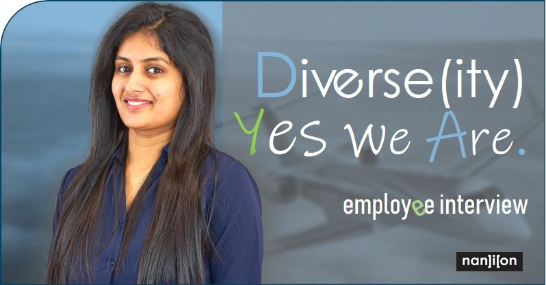 16.07.2019: Meet Meghana - Employee Interview