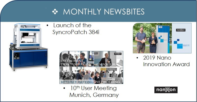 21.08.2019: July-August Newsletter Published
