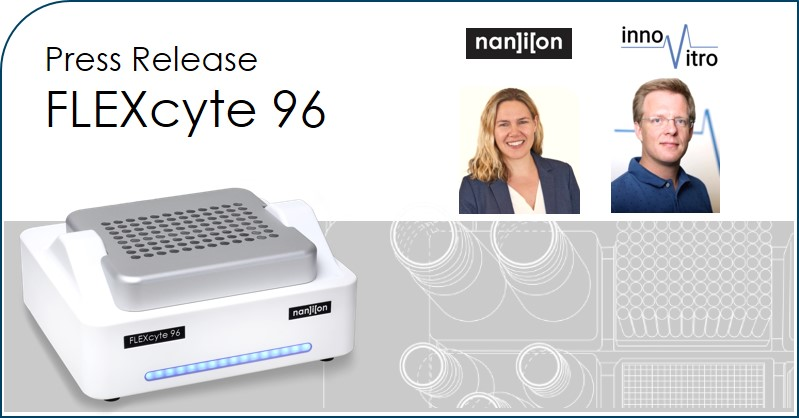 10.09.2019: Press Release - Launch of the FLEXcyte 96