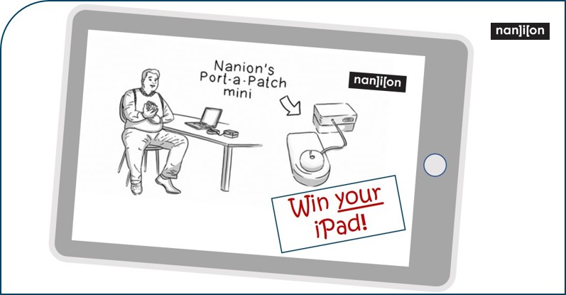 26.09.2019: Win an iPad- it's waiting for you!