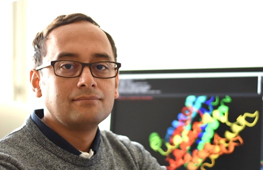 191030 blog image Dr. Camilo Perez, Biozentrum, University of Basel