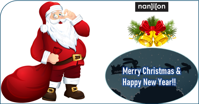 20.12.2019: Merry Christmas & A Prosperous 2020 From Nanion Technologies!