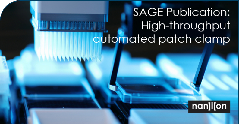 11.02.2020: New SAGE Publication: Application of High-Throughput Automated Patch-Clamp Electrophysiology-jp
