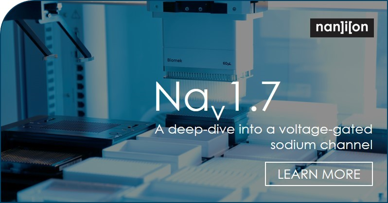 28.07.2020 - A deep-dive into Nav1.7