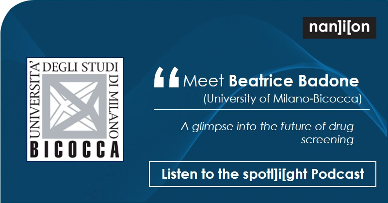 spotl]i[ght - Podcast - Beatrice Badone (University of Milano-Bicocca)