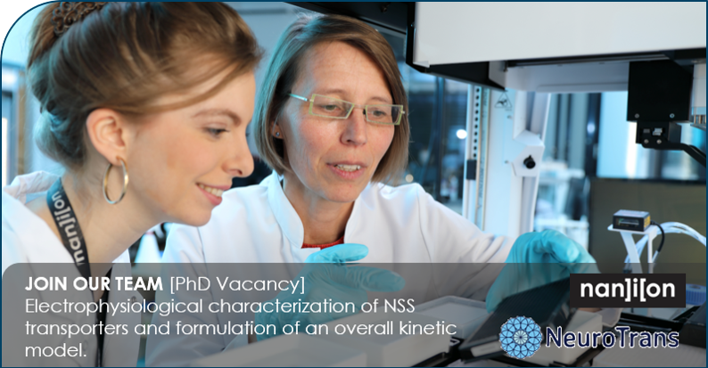 18.05.2020: We are seeking a passionate PhD candidate to join our team.